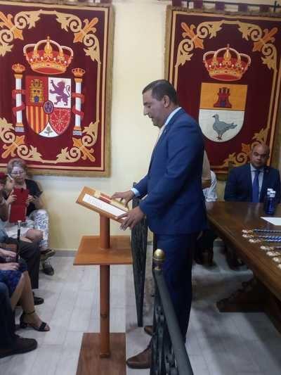 José Carlos Sánchez seguirá otros 4 años como alcalde de Mejorada