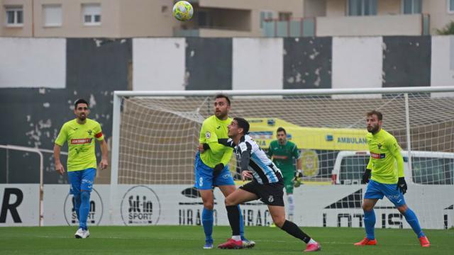 Derrota del CF Talavera que mira al precipicio