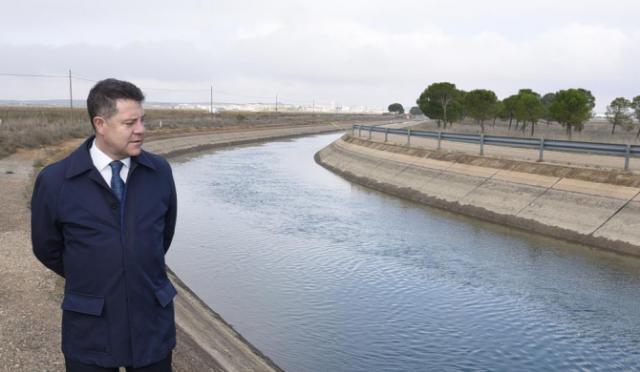 Page presenta en Bruselas el informe sobre estado de conservación de la ribera y los hábitats del Tajo