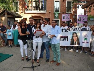 Detenida una persona relacionada con el crimen de Miriam Vallejo