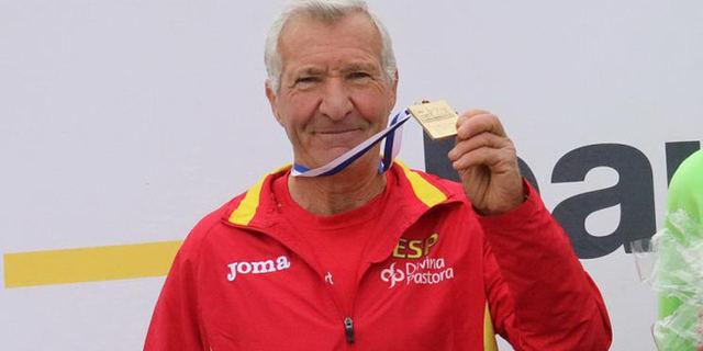 El veterano Antonio Mohedano vuelve a triunfar en Orense: tres medallas