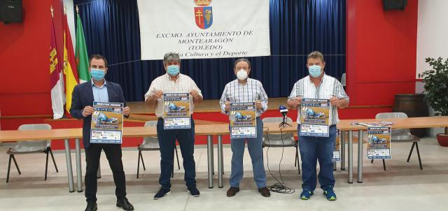 MOTOCROSS | Presentación del Campeonato de España en Montearagón