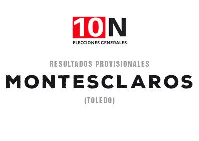 ESPECIAL 10-N | El PSOE gana en Montesclaros por primera vez