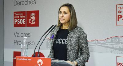 Montse Muro señala la importancia de un gobierno socialista en España