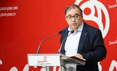 Fernando Mora volverá a las Cortes a ocupar el escaño de García Élez