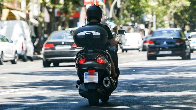 La DGT intensifica la vigilancia de motos durante este fin de semana