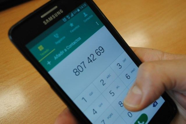 Detenido por simular el robo de una cadena y un móvil de 900 euros para cobrar un seguro