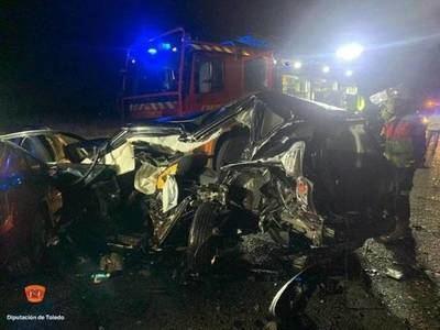 TRÁFICO | La provincia de Toledo es la que tiene más accidentes graves