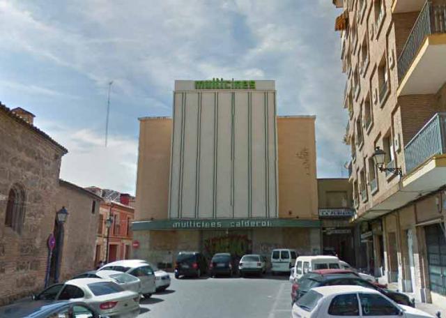 Ramos propone a Cerezo que invierta en el edificio de los antiguos cines Calderón