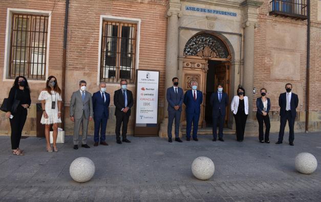 Page inaugura el Centro Regional de Innovación Digital en Talavera