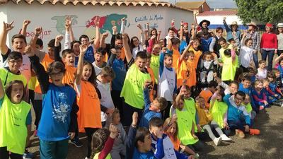 El reto 'Castilla-La Mancha da la vuelta al Mundo' llega a su fin después de recorrer cinco veces el planeta