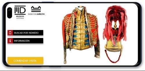 El Museo del Ejército de Toledo se puede visitar desde una app