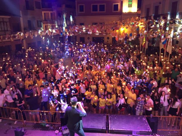 NAVALCÁN | Suspendidas las fiestas patronales en honor a la Virgen del Monte y San Roque