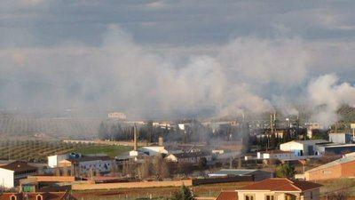 Los Navalmorales lucha por detener la emisión de gases tóxicos sobre el municipio