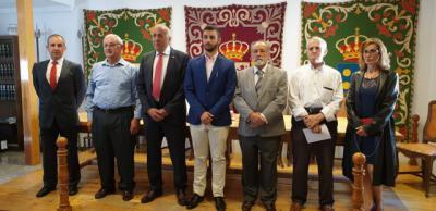 Tercera legislatura para Luis Mariano Valdés-Padrón como alcalde de Navamorcuende