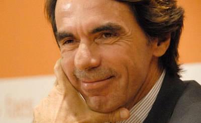 José María Aznar dará una conferencia este jueves en Toledo