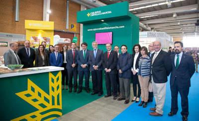 Caja Rural CLM participa en el II Open de Ganado Frisón