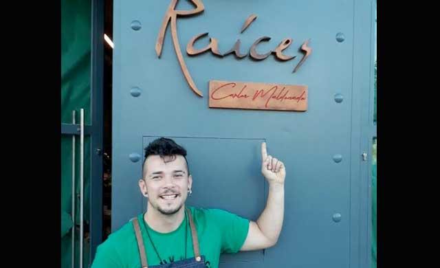 Carlos Maldonado tiene fecha para la apertura de su primer restaurante en Talavera