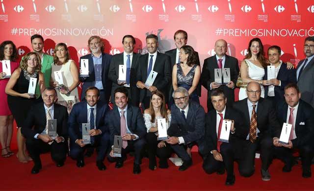 Carrefour premia la innovación del sector de gran consumo