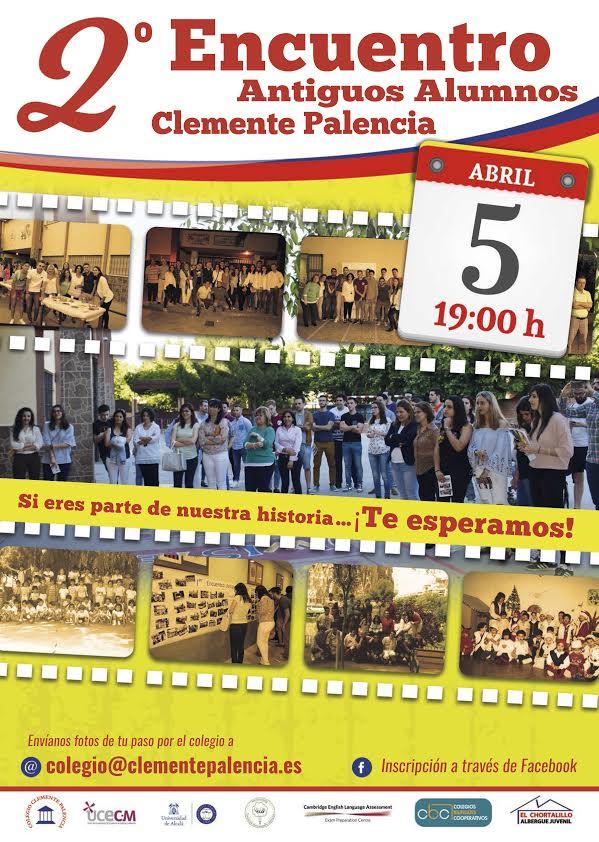 Preparan el II Encuentro Antiguos Alumnos del colegio Clemente Palencia