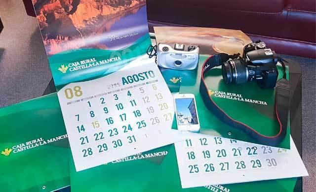 Caja Rural CLM promueve un concurso de fotografía para su calendario 2018