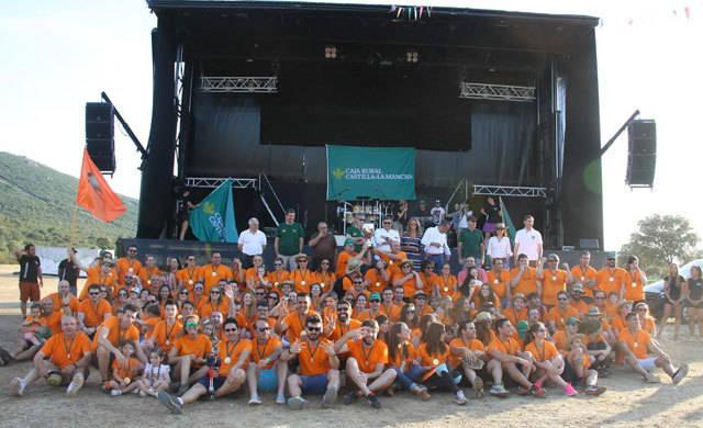 Caja Rural Castilla-La Mancha truena en su gran final del 'Desafío'
