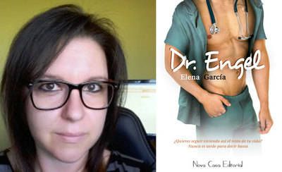 Elena García, presentará en Castillo de Bayuela su primera novela 'Dr. Engel'