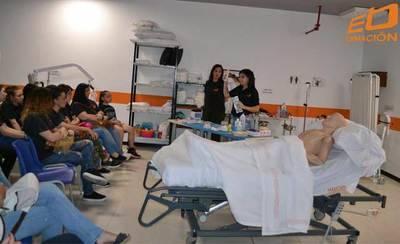 Ébora Formación celebró su tradicional 'Jornada de Puertas Abiertas'