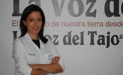 Elena Ortiz, 'un puente de unión entre el Colegio de Médicos y Talavera'