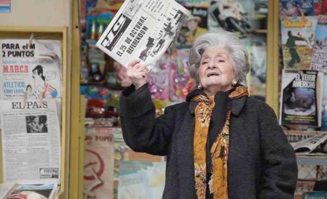 Fallece Amparo Pacheco, actriz en 'Cuéntame' o 'Aquí no hay quien viva'