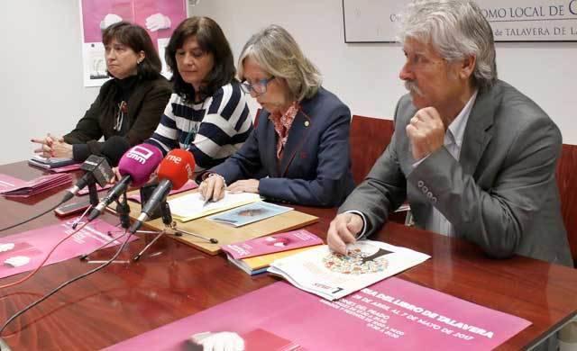 La XXX Feria del Libro de Talavera comienza este viernes