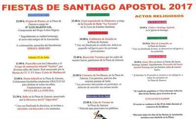 Las Fiestas del Barrio Puerta de Zamora serán del 21 al 26 de julio