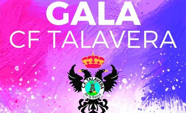 El CF Talavera celebra este sábado su Gala en el Recinto Ferial
