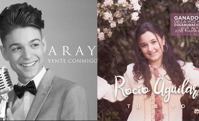 Los triunfadores de La Voz Kids 3 firmarán en el CC Los Alfares
