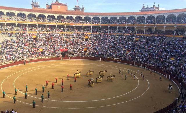 Minuto de silencio para Joselito 'El Gallo' en Las ventas