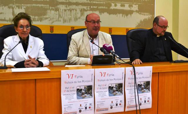 La Feria de Dulces de Monjas contará con productos de 70 monasterios