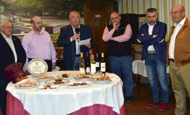 XIII Jornadas gastronómicas de Mondas en 'La Montearagueña'