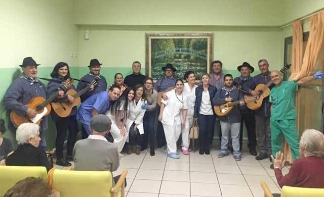 Cárnicas Otero no se olvida de los más mayores en su 25 aniversario