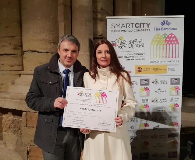 Pequeños Arqueólogos recibe el Diploma de Honor en la Copa España Creativa