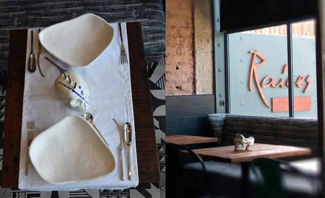 'Raíces' el restaurante de Carlos Maldonado,