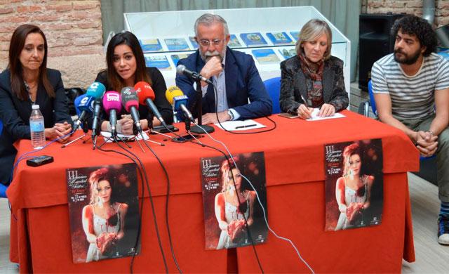 Talavera celebra la III Semana Mundial del Teatro, lleno de 'Amor'