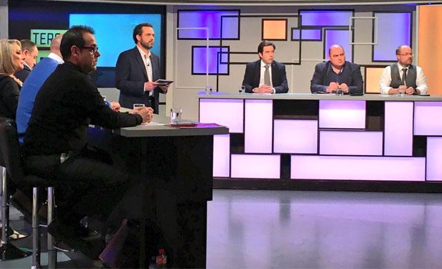 Nuevo programa de 'Tercera Pantalla' en CMMedia