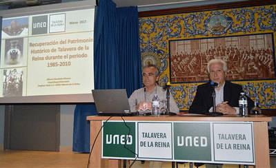 Alberto Moraleda repasa la actuación sobre la situación del Patrimonio
