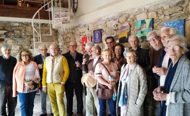 Valdeverdeja acoge una exposición de 'Los últimos de la calle Alcalá 13'