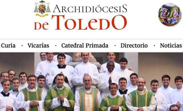 La nueva web del Arzobispado de Toledo contará con un portal de transparencia