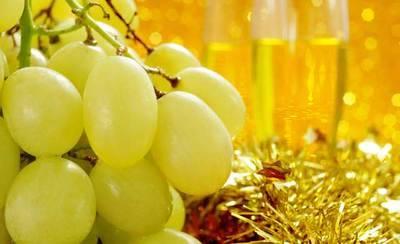 La tradición de las doce uvas en Nochevieja ¿Por qué lo hacemos?