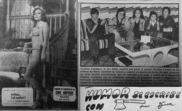 Hace 40 años...El Cine Imperio, Radio Juventud ¿Lo recuerdan?