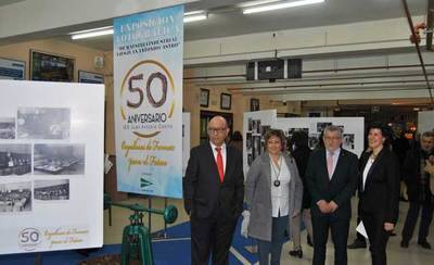 El IES 'Juan Antonio Castro' de Talavera celebra su 50 aniversario
