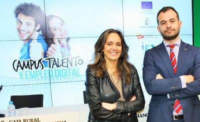 El programa 'Empleo y Talento Digital' de F. Caja Rural becará a 35 jóvenes