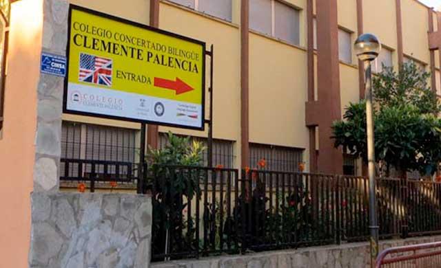"""Alberto Estudillo, del colegio Clemente Palencia, finalista del concurso """"Carta a una militar española"""""""